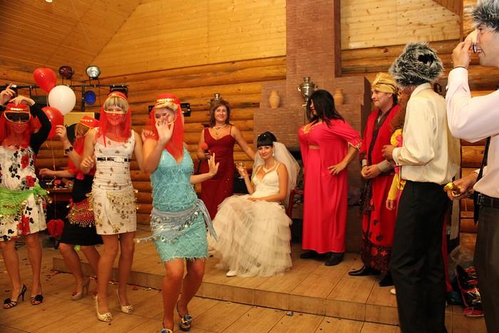 Сценарий на свадьбу с конкурсами дома юбилей